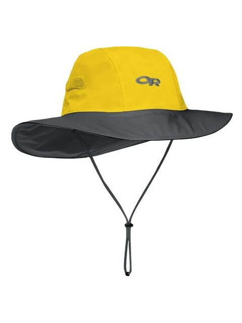 Outdoor Research Seattle Sombrero Yellow/Dark Grey (498)